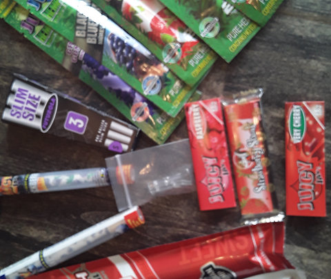 Just Papers & Wraps