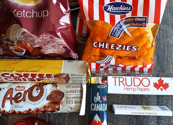The Canadian Munchie Box