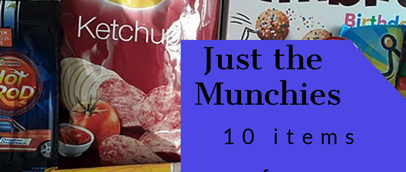 Just the Munchies