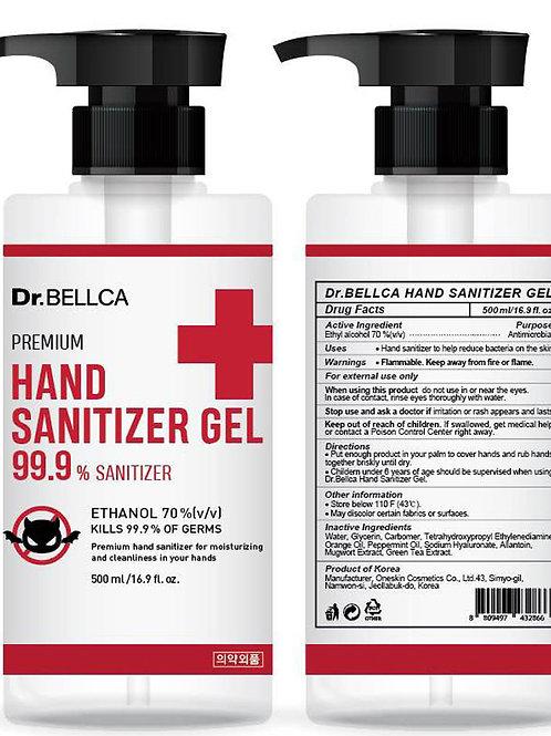 Dr. BELLCA Hand Sanitizer Gel 500mL
