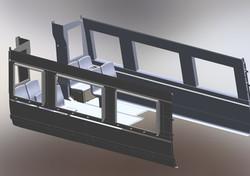 3d train model design