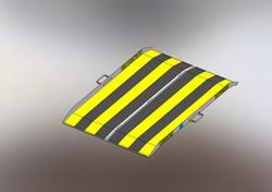 Carbon fiber PORTABLE RAMP