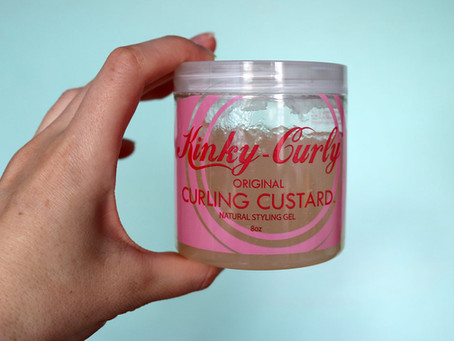 Какие результаты получаются с Kinky-Curly Original Curling Custard