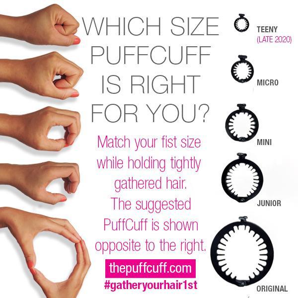 Размеры puffcuff