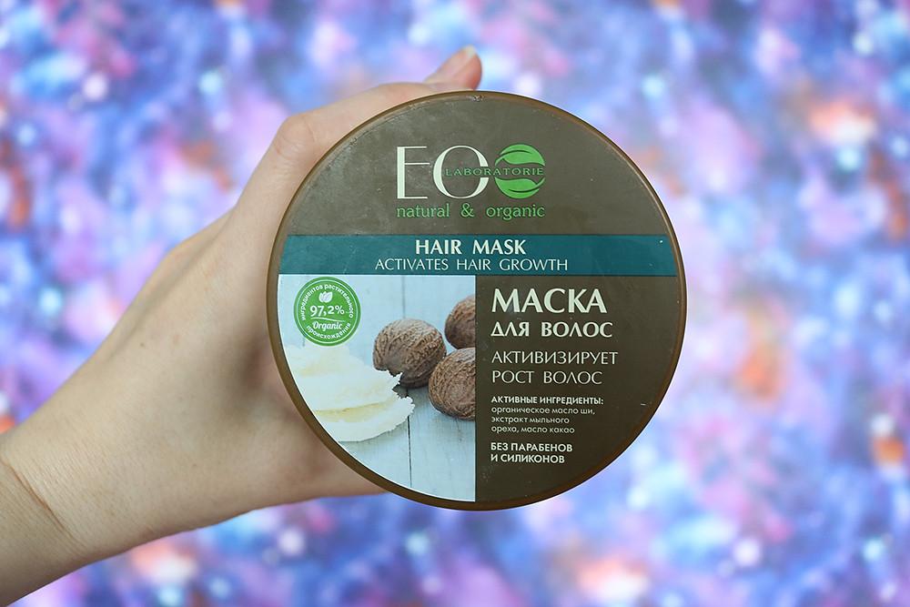 маска eo laboratorie активизирует рост волос