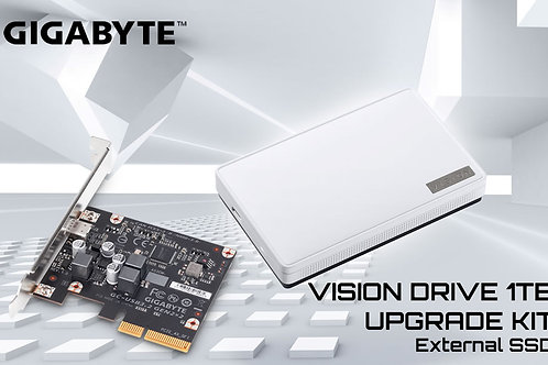 VISION DRIVE 1TB Upgrade Kit