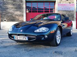 Jaguar XKR 8