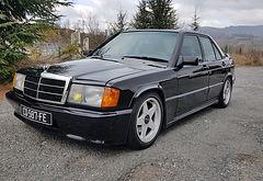 Mercedes 190 2.5L 16 soupapes