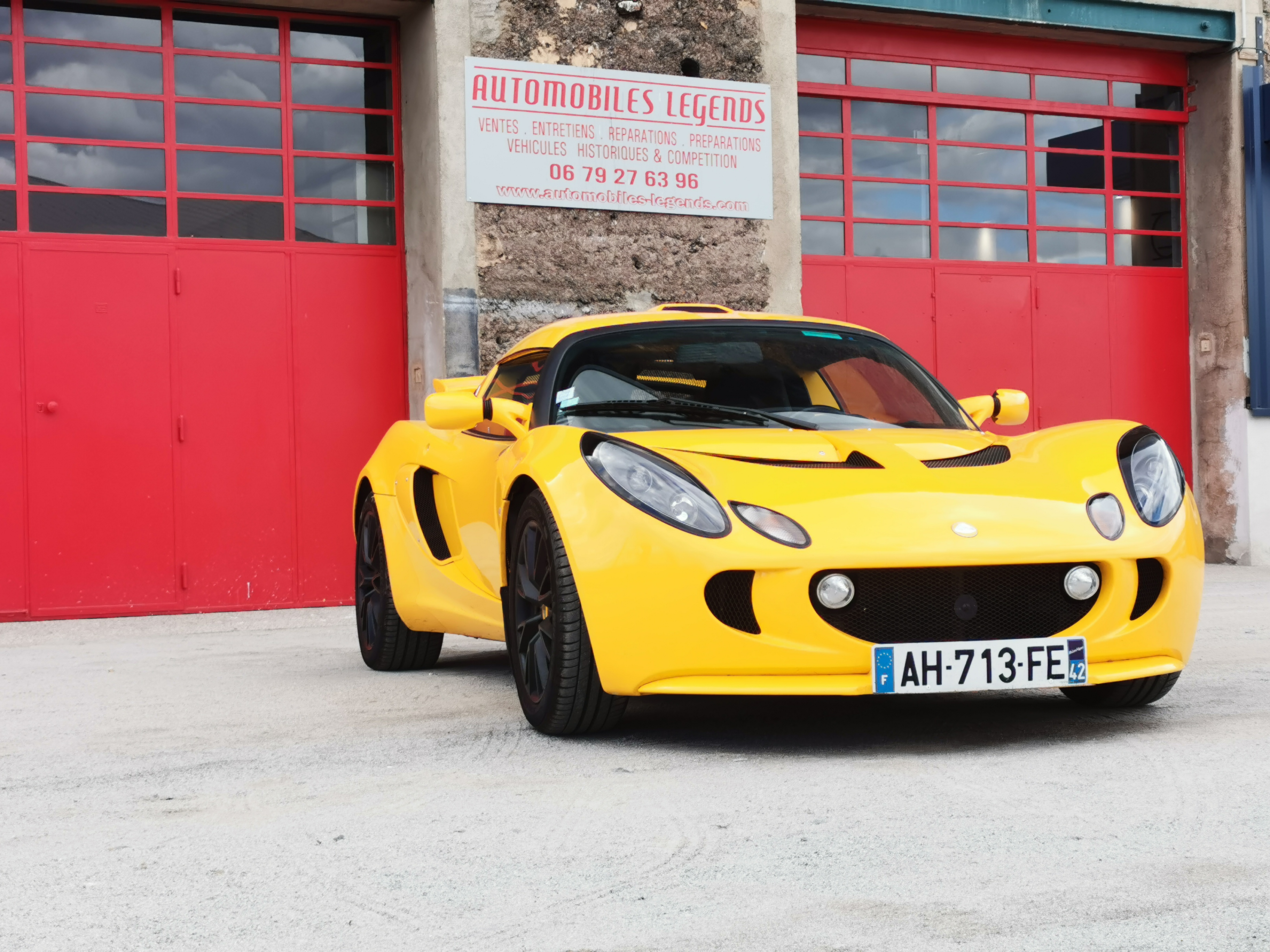 Lotus Exige 1.8L 192cv