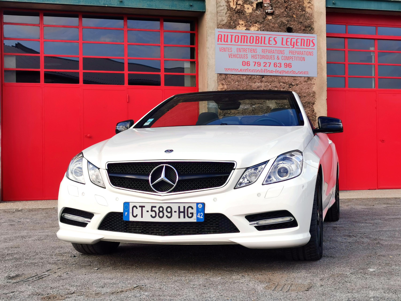 Mercedes Class E Cabriolet