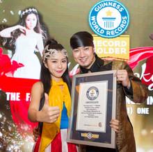 malaysia magician guinness world record.