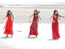 Elements - Electric string trio ( beach