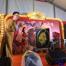 Speed Glitter painting Malaysia vivasmag