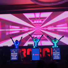 Bosch LED Water Drum Malaysia VIVAS MAGI