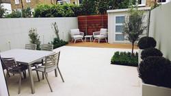 garden designer chelsea fulham westminst