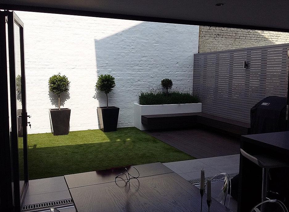 designer greater london anewgarden decoration simple small - Interior Garden Design Ideas