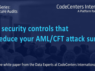 Deep-dive whitepaper - How implementing five security controls can reduce your AML/CFT attack surfac