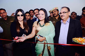 Project launches in Faridabad.JPG