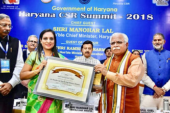 _Platinum CSR Award 2017-18_ by Hon_ble