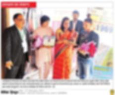 Geeta & Babita Phogat as 'Swachhta' Bran