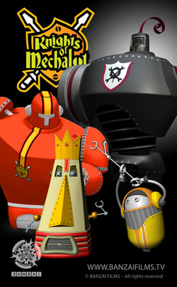 Knights of Mechalot