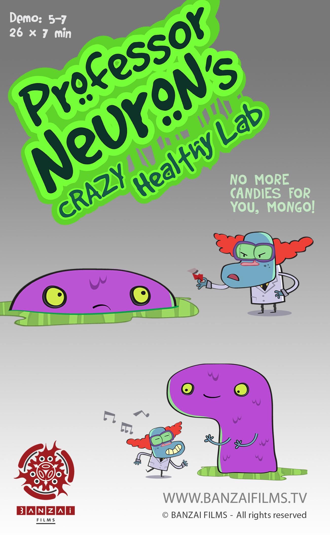 Professor Neuron