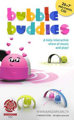 Bubble Buddies