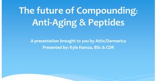 Kyle Hamza of Darmerica / Attix talks about peptides