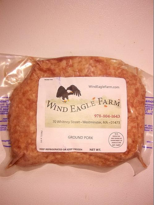 Ground Pork-1 lb.pkg-$9.00 lb