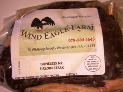 Boneless NY Sirloin-$16.00 lb