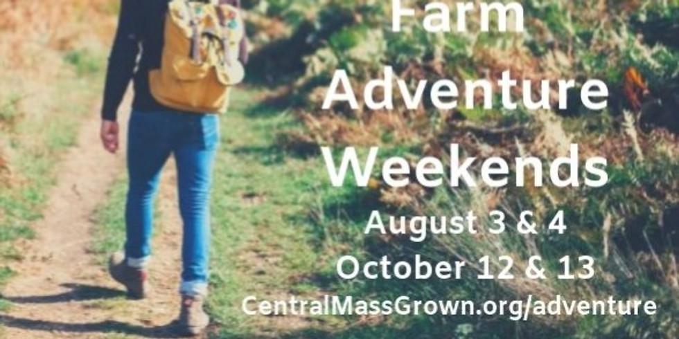 Farm Adventure Weekends