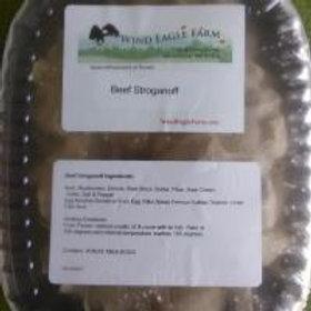 Beef Stroganoff/Noodles