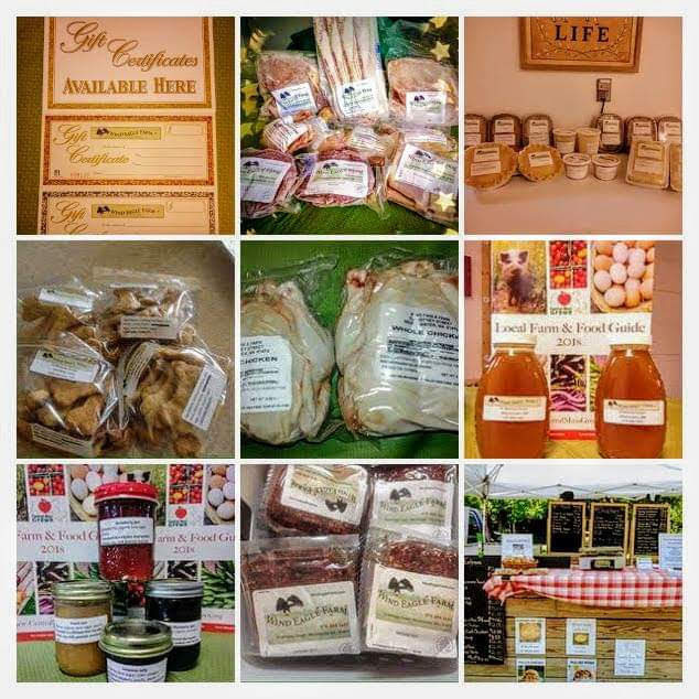 What we sell