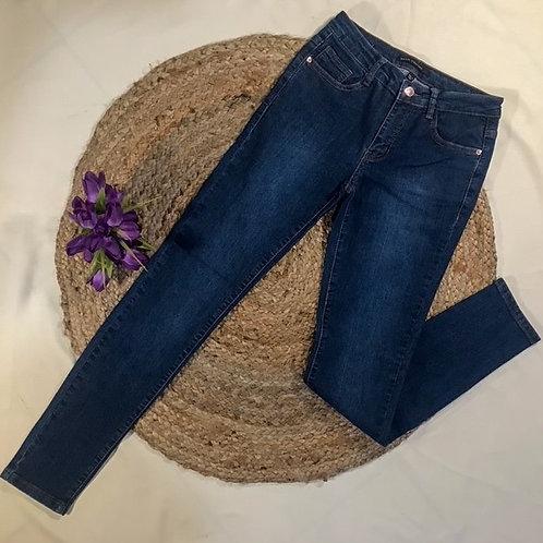 Mid Waist Jeans