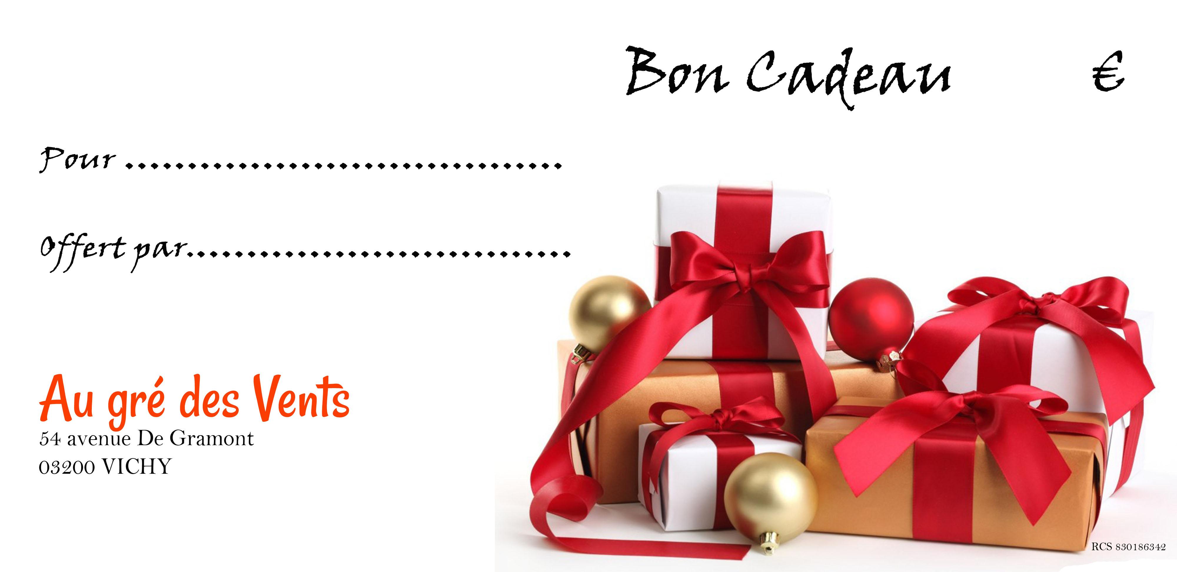 carte cadeau cadeau