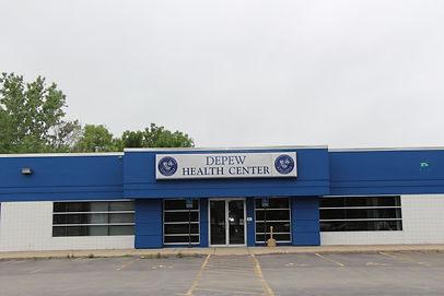 image of outside of clinic building