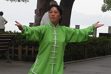 Qi Gong and Tai Chi, Chinese form of exercise and meditation