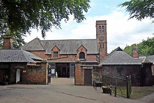 Open air theatre Royden Park, Frankby, Wirral