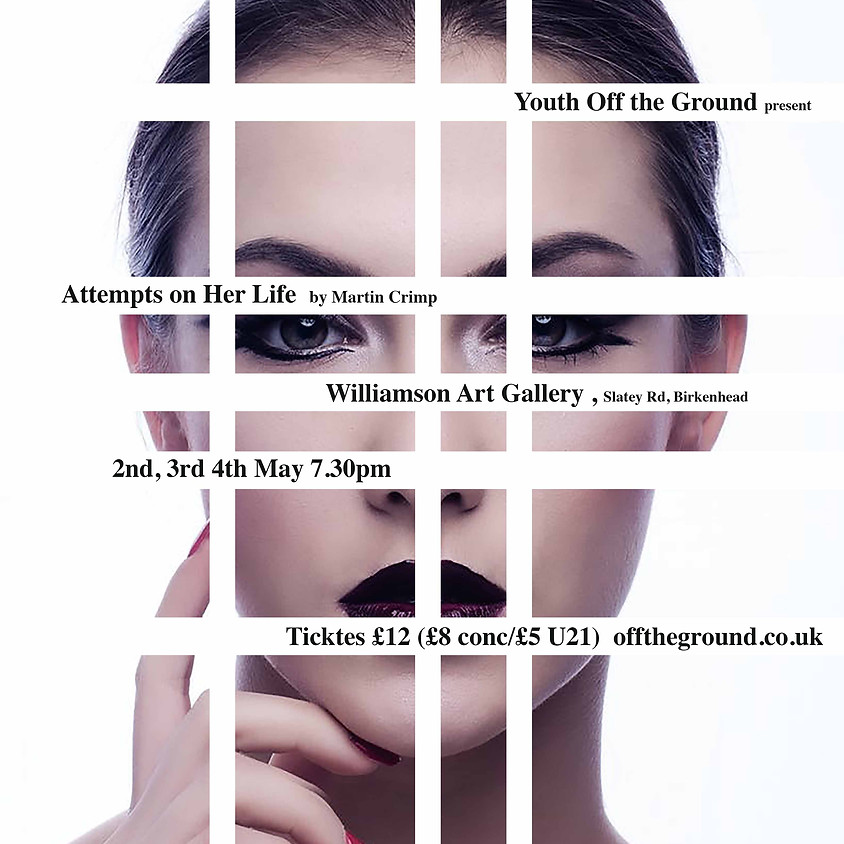 Attempts on Her Life - Williamson Art Gallery - Friday