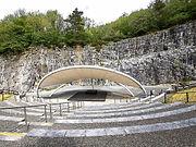 Open air theatre Ballykeeffe Amphitheatre
