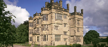 Open air theatre at Gawthorpe Hall