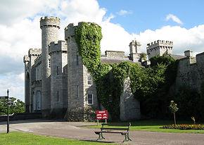 Open air theatre Bodelwyddan Castle