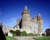 Open air theatre Killyleagh Castle