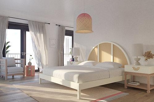 Eva Flat Panel Bed