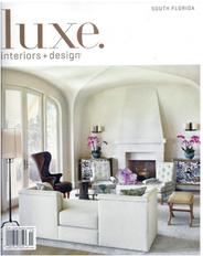 Luxe Magazine Miami Interiors Design