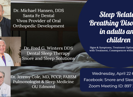 Sleep Related Breathing Disorders in Adults and Children