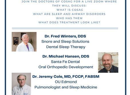 Join Dr. Winters on Zoom on July 30th at 7pm!