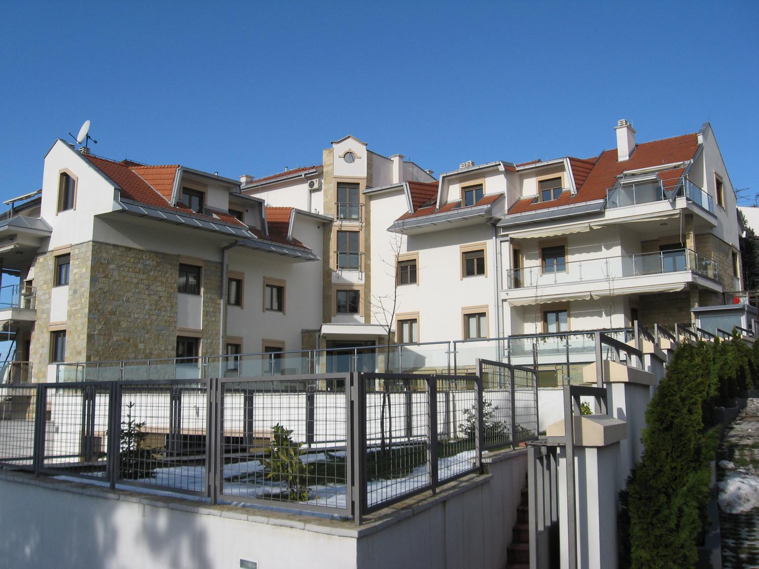 Residential Building-Sanje Zivanovic