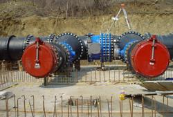 Water Pipeline Makis - Mladenovac