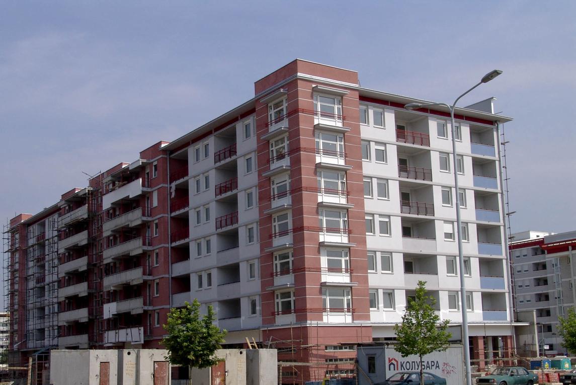 Residential Building - Novi Beograd